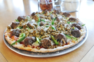 Loaded pizzas like Gusto's signature, The Stallion, can be found at Godfather's, The Other Place, Red Rossa, Coach's Pizza, Noah's Ark, Bordenaro's Pizza, Pagliai's Pizza, Fong's Pizza, Orlondo's and Yanni's Grill and Vineyard.