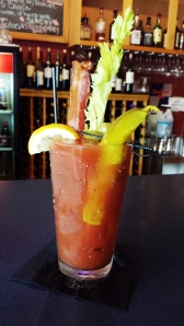 Many local brunch-time restaurants are famous for their blood Marys, such as Tally's, Olde Main Brewing, Americana, The Machine Shed, Booneville Bar and Mullet's.