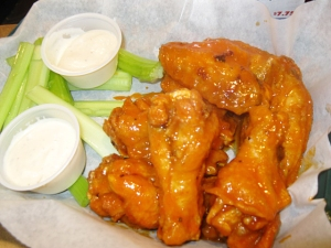 Wings, like these from Gerri's, have conquered other chicken parts.