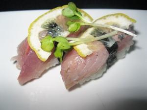 Sushi houses like Akebono 515 have popularized open ocean fish like ono.