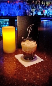 The Black Russian is a simplistic drink by nature, made with two main ingredients of vodka and coffee liqueur.
