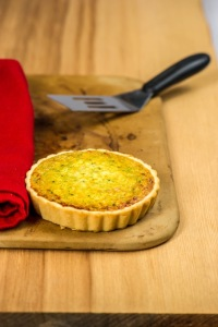 Quiche is a versatile recipe that pairs with virtually any kind of coffee.